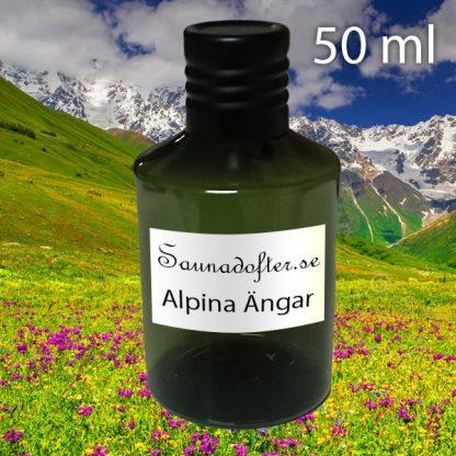 Alpina Ängar Bastudoft
