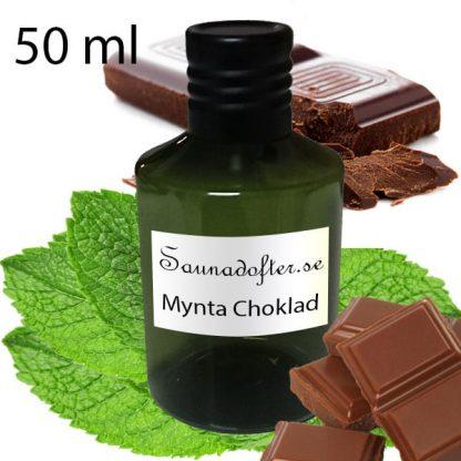 Mynta choklad Bastudoften