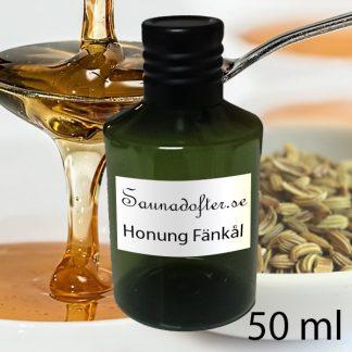 Bastudoft Honung Fänkål