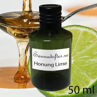 Bastudoft Honung Lime