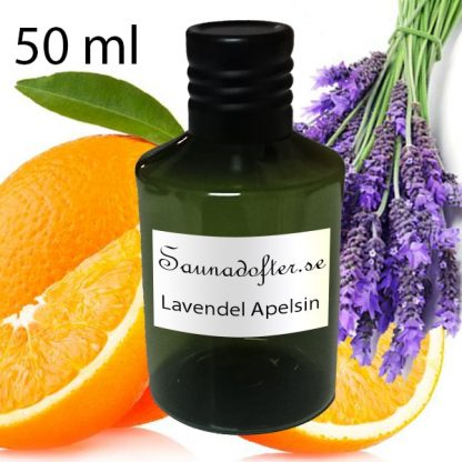 Lavendel Apelsin Bastudoft