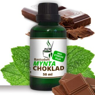 Eterisk Bastudoft Mynta Choklad